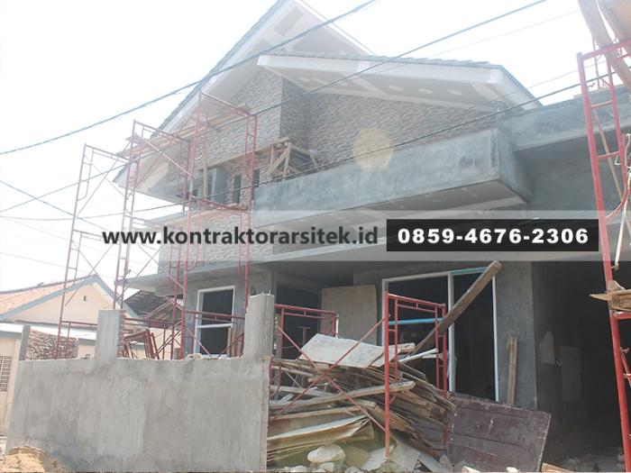 1.jasa kontraktor rumah dibekasi